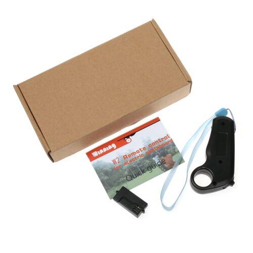 2.4Ghz Wireless Fernbedienung Empfänger für Electric Skateboard CH1 2 DHL Neu