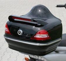 Koffer Topcase 014 Schwarz Motorrad Roller Scooter QUAD Peugeot Rückleuchte