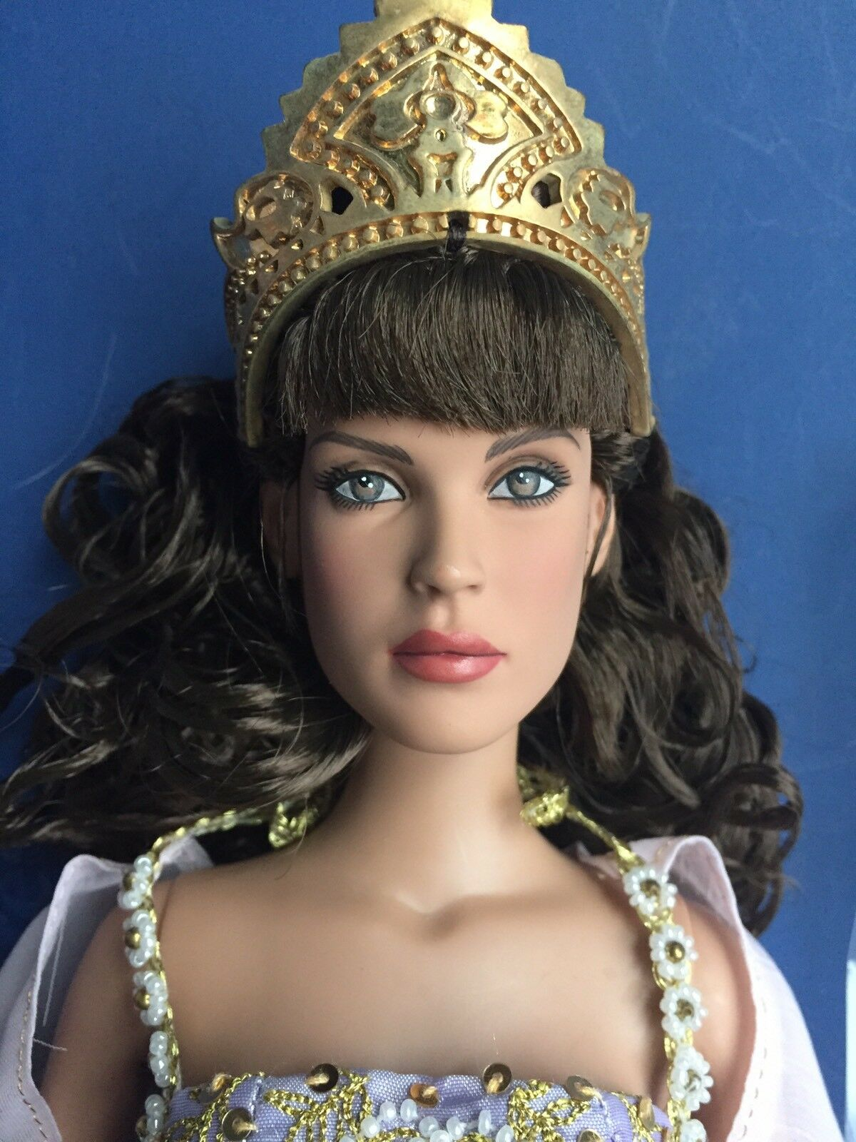 Tonner Tyler 40.6cm Prince Of Persia Tamina Prinzessin in Disguise Puppe ohne
