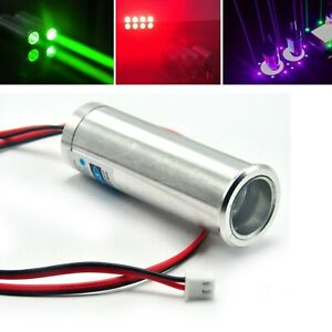 405nm-532nm-650nm-Violet-Green-Red-Thick-Dot-Beam-Laser-Module-Stage-Light