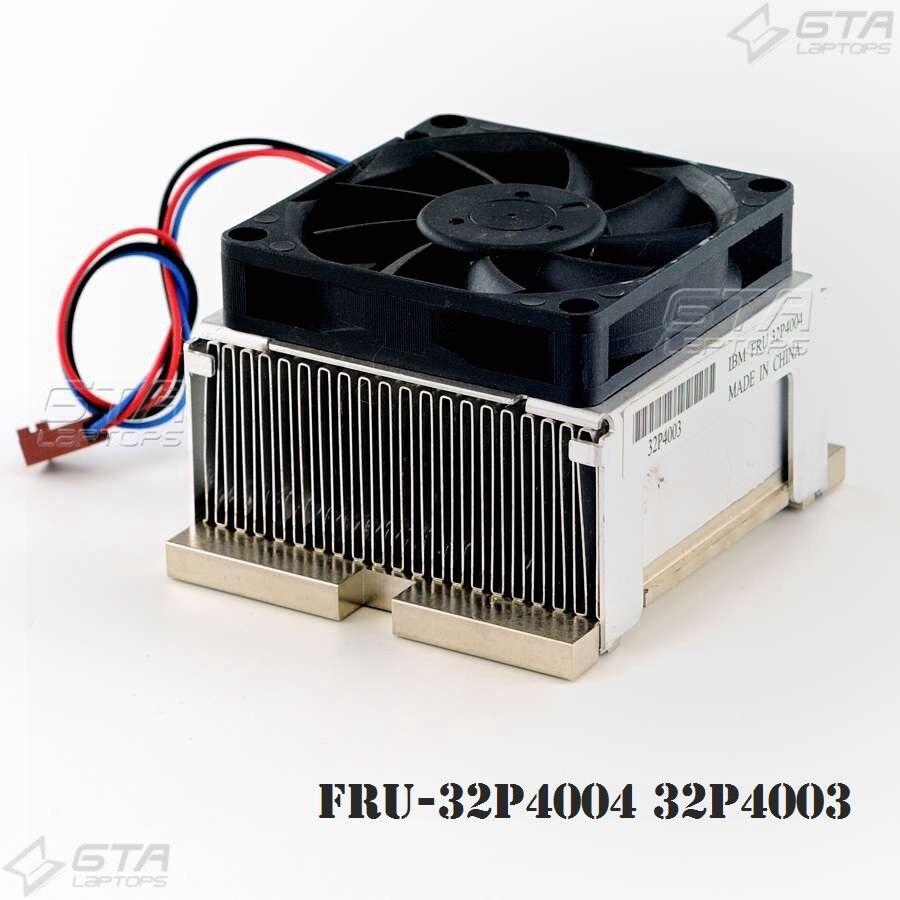 IBM Thinkcentre A51 Cooling Fan w/ Heatsink 32P4004 32P4003