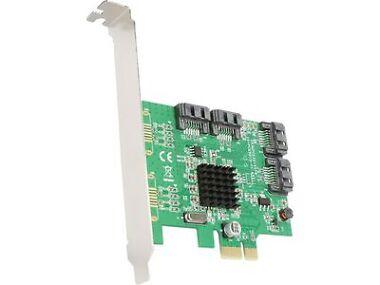 SYBA SI-PEX40108 4 Port Controler Card