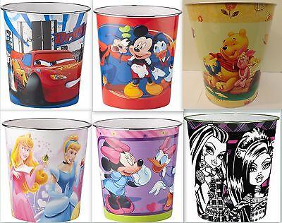 Hilfreich Disney Papierkorb Abfalleimer Kindermülleimer Papiermülleimer Eimer Papiereimer Rheuma Lindern Spielzeug