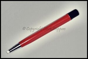 Fibre Glass Scratch Pencil Brush Clean & Remove Rust Dirt Pen Watch Tools Fiber