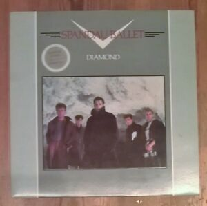 Spandau-Ballet-Diamond-Vinyl-LP-Album-33rpm-1982-Chrysalis-CDL-1353
