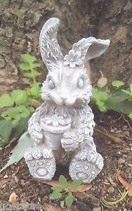 Latex-rabbit-mold-plaster-concrete-casting-garden-mould