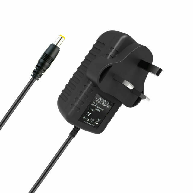 LINE 6 POCKET POD POWER SUPPLY REPLACEMENT ADAPTER UK 9V