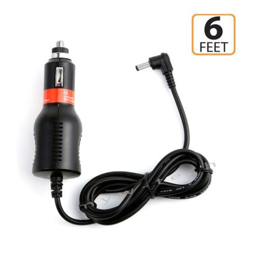 DC Adaptateur voiture pour Stanley SL3HS 600 LM DEL Lumière Spotlight Power Chargeur