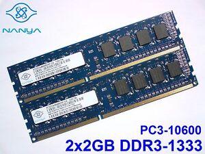 4gb-2x2gb-ddr3-1333-pc3-10600-1333mhz-Nanya-nt2gc64b88b0nf-cg-Desktop-Memory