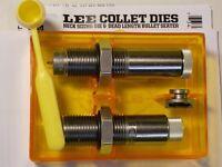 Lee 8x57 8 X 57 Mauser 8mm Mauser Collet 2 Die Set Lee 90719