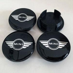 4x-54mm-MINI-Logo-Nabendeckel-Felgendeckel-Nabenkappen-fuer-MINI-3131171069
