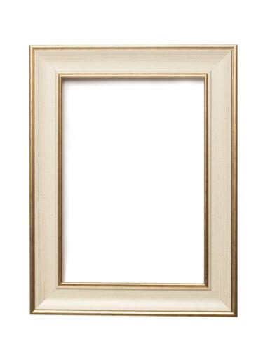 poster frame Cream SC bespoke order Shabby Chic Picture frame,photo frame