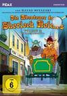 Pidax Animation: Die Abenteuer des Sherlock Holmes - Vol. 2 (2016)