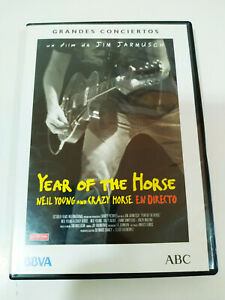 Neil Young and Crazy Horse en Directo Jim Jarmusch - DVD Region 2