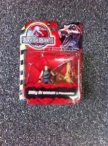 Jurassic-Parc-III-Figur-2001-Spielset-Pteranodon-Neu-OVP-Hasbro