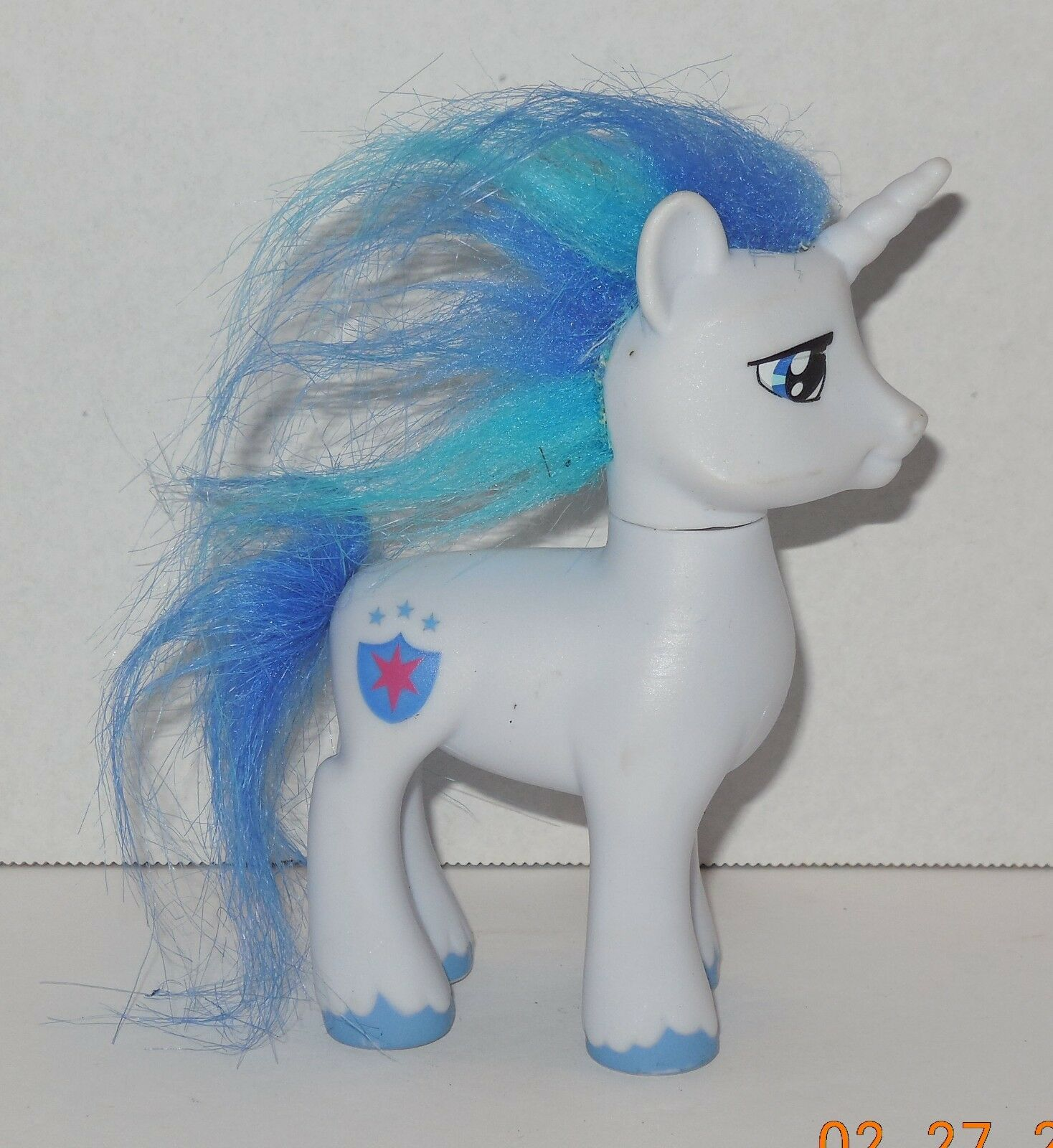 Hasbro 2013 My Little Pony G4 SHINING ARMOR Toys R Us TRU Favorites Rare HTF