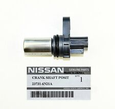 GENUINE NISSAN CRANKSHAFT CAMSHAFT POSITION SENSOR 23731-6N21A