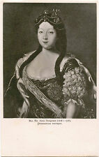 IMPERIAL RUSSIA & ROYALTY, GRAND DUCHESS ANNA PETROVNA ca1903 RED CROSS POSTCARD