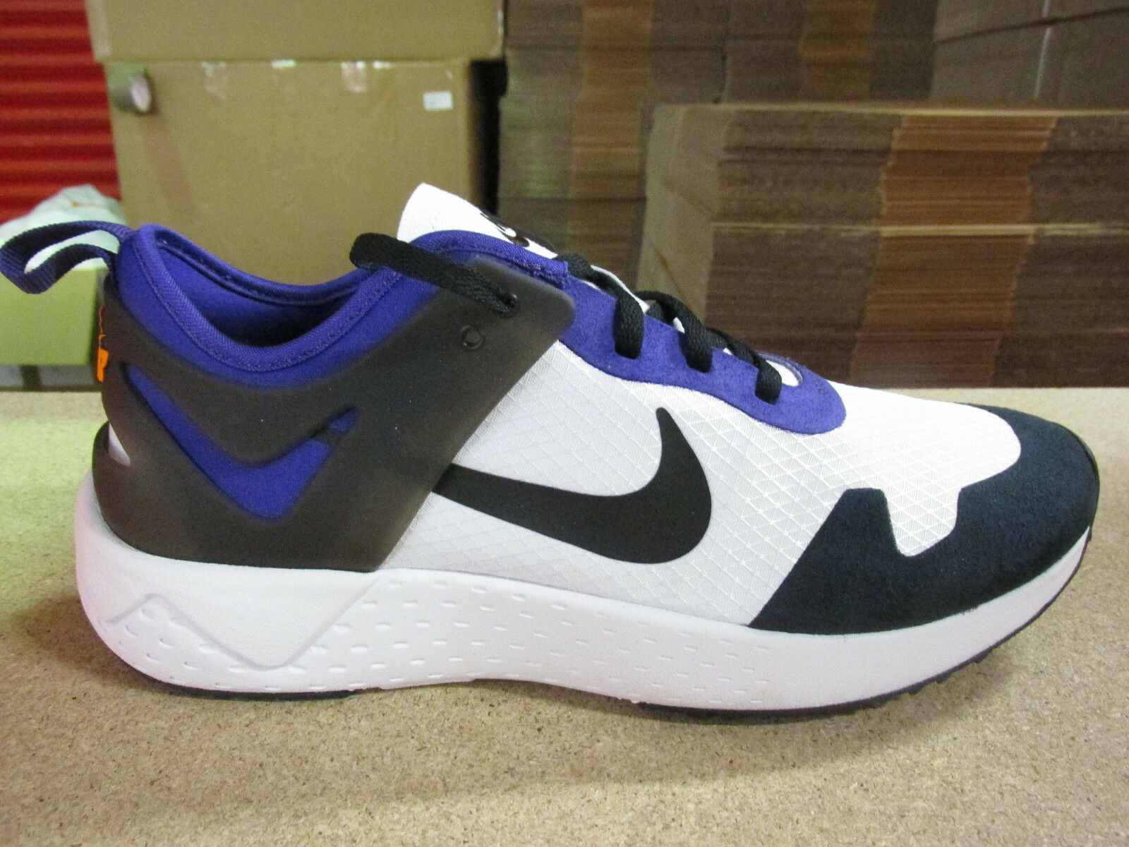 Nike Zoom Lite QS Sneakers  Uomo Trainers 850560 105 Sneakers QS Schuhes 0118a1
