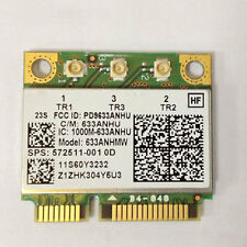 Intel Centrino Ultimate-N6300 PCIe Half Mini 633ANHMW HP 572511-001 11S60Y3232