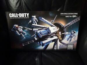 Ambitieux Call Of Duty Mega Bloks Odin Space Station Strike #06863 Collector Series-afficher Le Titre D'origine Finement Traité