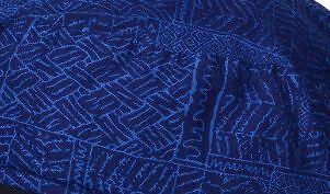 """Cap Chaskee WALKING CAP /""""Tribal Print/"""" Neoprenschild Mesh-Einsatz UV-Schutz"""