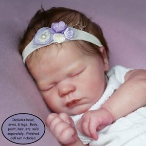 "19/"" Reborn Doll Parts Kit Joey"