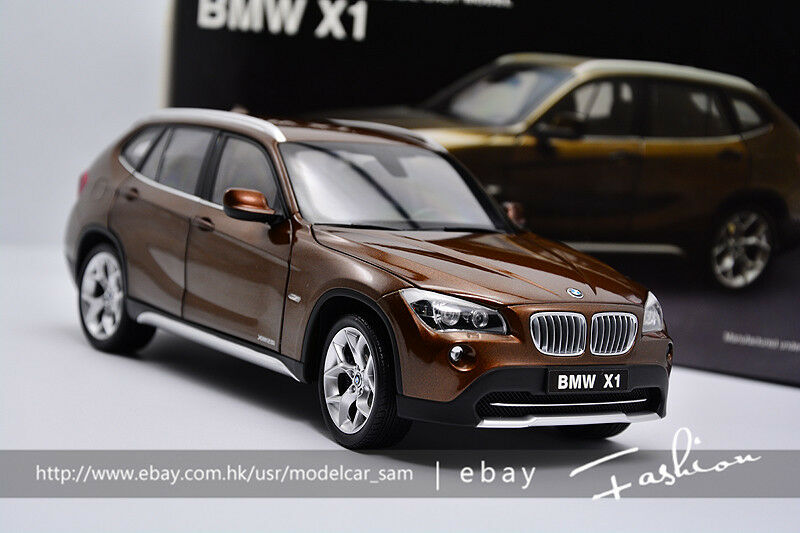 Kyosho 1 18 BMW X1 Marron