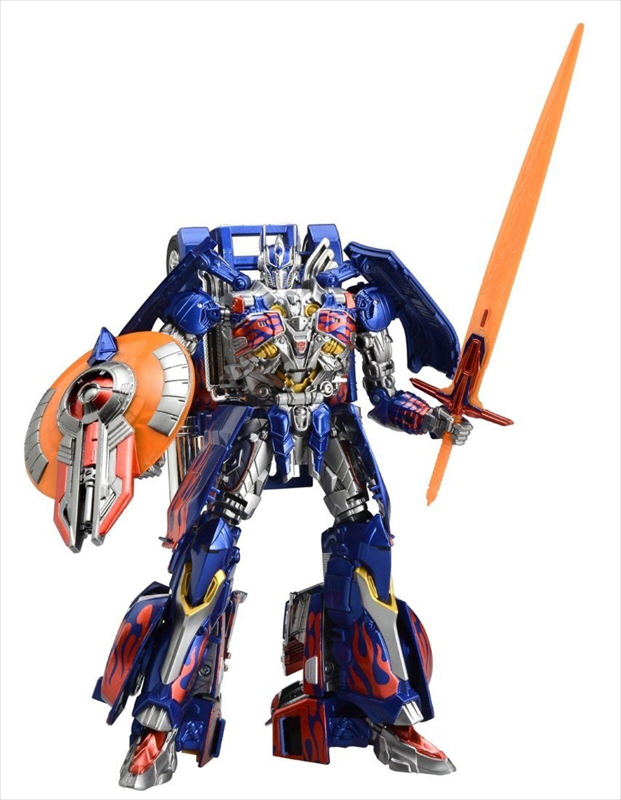 Transformers Movie Advanced Series AD31 Armor Knight Optimus Prime Figure
