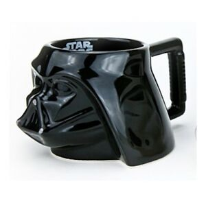 Star Wars Darth Vader 3D Sculpted Coffee Mug Authentic Beer Cup Collectibles New