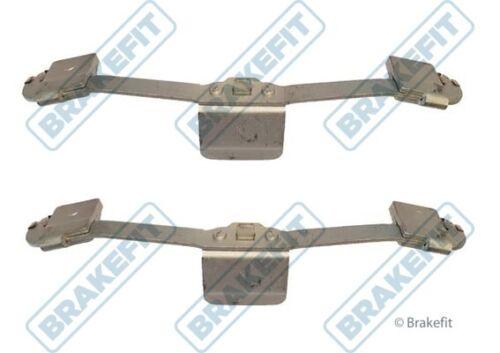 VOLVO XC90 Mk1 2.4D Kit de montage de plaquette de frein 02 To avant 14 brakefit qualité neuf