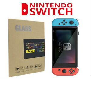 For-Nintendo-Switch-Console-Screen-Protector-Cover-Premium-Tempered-Glass-9H