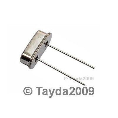 2 x 20.000 MHz 20 MHz Crystal HC-49/S Low Profile