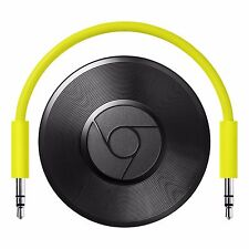 Google Chromecast Audio - WiFi Audio Streaming (Latest Model)