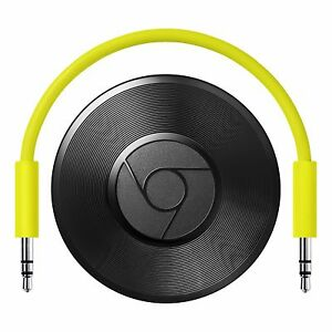 Google-Chromecast-Audio-WiFi-Audio-Streaming-Latest-Model