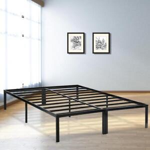 Bed-Frame-Metal-Platform-Bed-Frame-Base-Mattress-Foundation-Frame-14-Inch-Queen