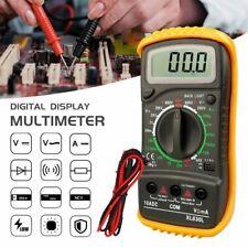 Xl830l Lcd Digital Multimeter Voltmeter Ac Dc Ammeter Ohmmeter Volt Tester Meter