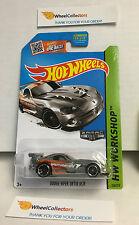 Dodge Viper SRT10 ACR #236 * Zamac * Hot Wheels 2015 * J30