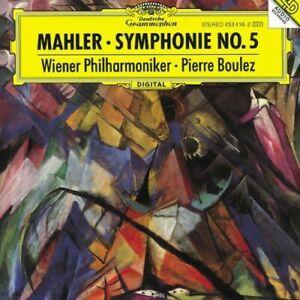 Pierre-Boulez-Symphony-5-New-CD-Canada-Import