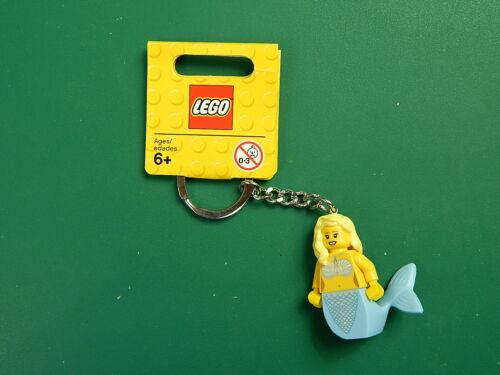 600 Nouveau Lego fille marmaid Princess 851393 Porte-clés Porte-clés
