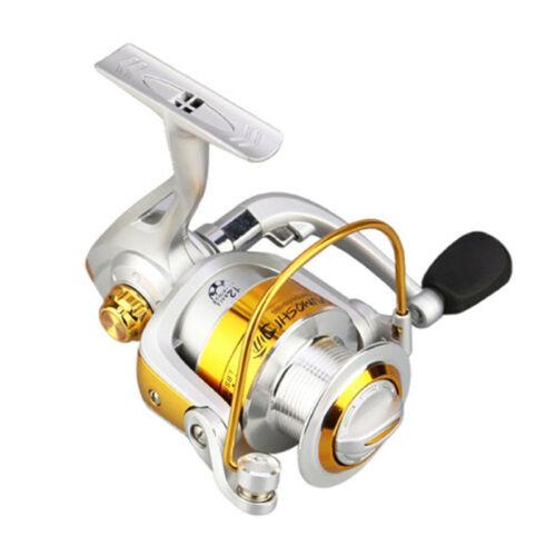 12BB Metalllager Salzwasser Süßwasser Spule Spin Spinning Angelrolle 5.5 1 Tool