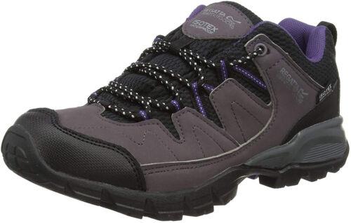 Purple Regatta Holcombe Low Womens Walking Shoes