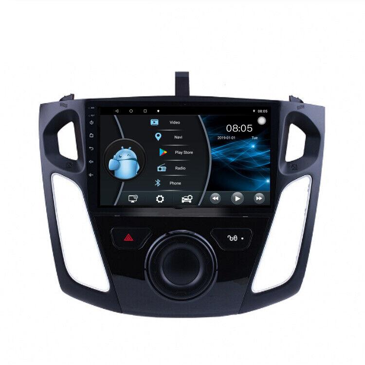 10'' Android system til Ford Focus multimedia