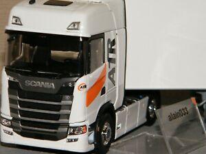 Scania S500 Chereau Inogam Transports Atr Eligor 1/43 Ref 116193