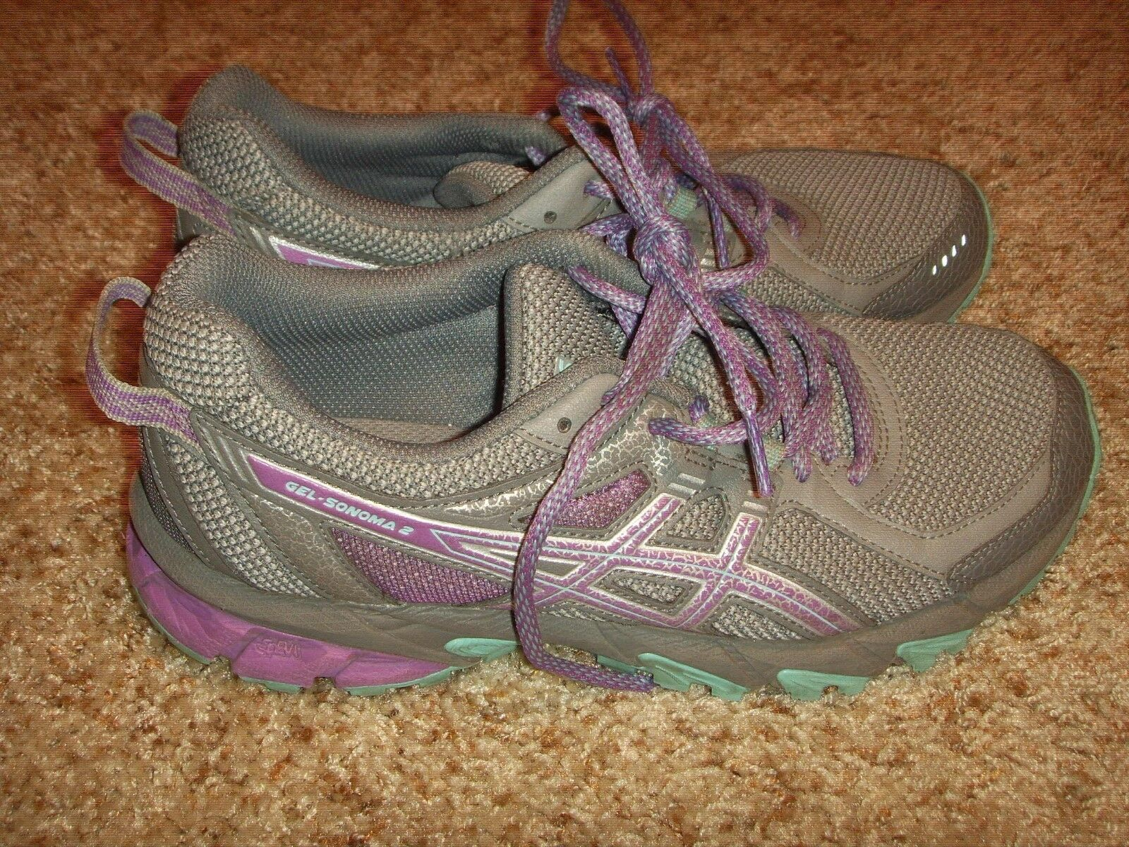 ASICS Gel-Sonoma 2 Womens Trail Runner Womens 2 Size 8 7bc2c4