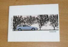 FOLLETO de Volvo 480 1991 - 480 es & 480 ColeccióncommuistIsland11.57