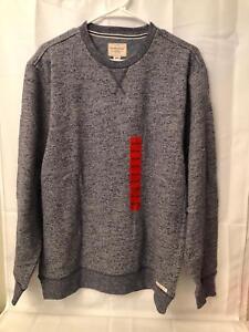 Details about Weatherproof Men's Light BlueNavy Sweater Medium NWT