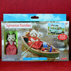 Sylvanian Families CANOE BOAT WITH RACOON Flair Calico Critters