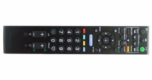 BUDGET Remote Control Replacement for SONY KDL40V4000 KDL46V4000 KDL52V4000
