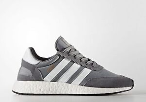 Adidas Iniki Runner Grey White Size 10. BB2089 yeezy nmd ultra boost pk